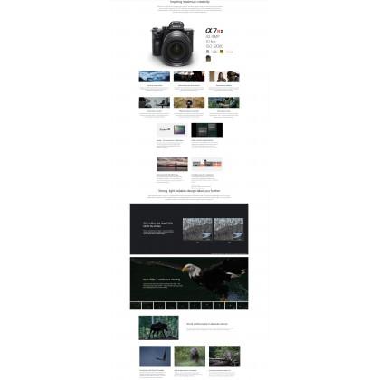 Sony A7RM3A Body + Sony 64GB Tough UHS-II + Sony FZ100 Battery (Sony Malaysia Warranty)