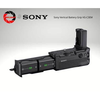 Sony VG - C3EM Vertical Grip Sony A7lll, A7Rlll, A9 Full Frame Digital Camera