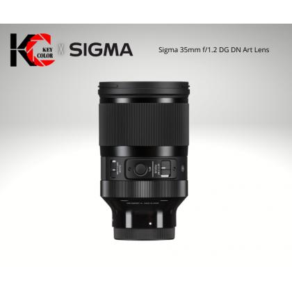 Sigma 35mm f/1.2 DG DN Art Lens (30 month warranty by APD Sigma Malaysia)